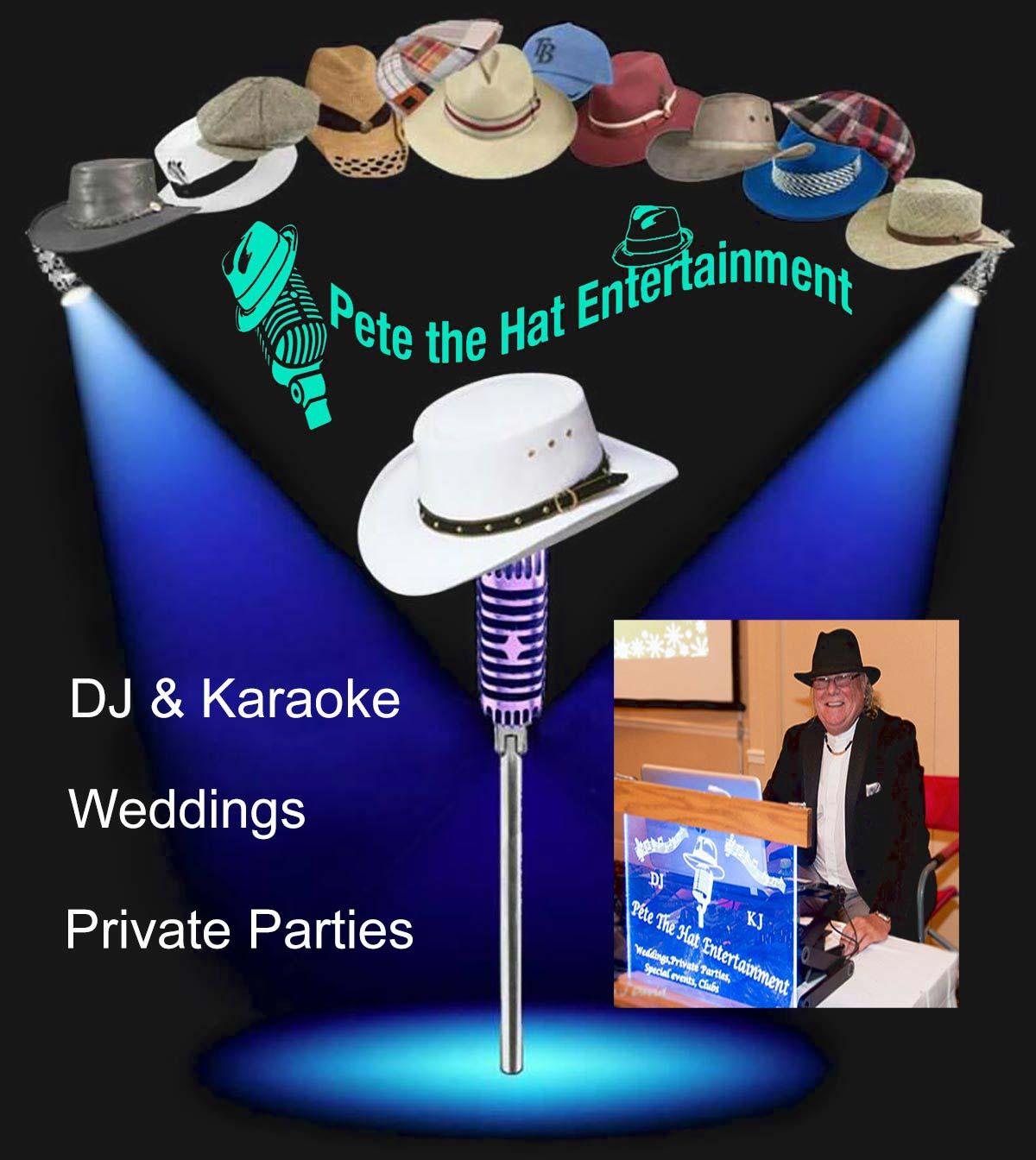 Pete The Hat DJ & Karaoke Entertainer New Port Richey, FL